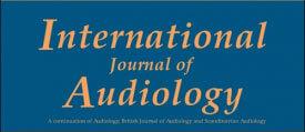 International journey of audiology